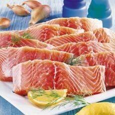 Darne Fish cuts